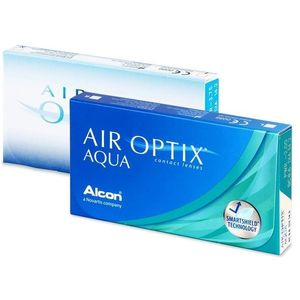Alcon Alcon Air Optix Aqua (6) - Havi kép