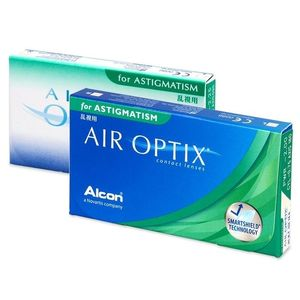 Alcon Air Optix for Astigmatism (3 db lencse) kép
