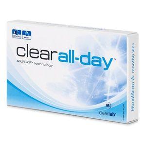 ClearLab Clear All-Day (6 db lencse) kép