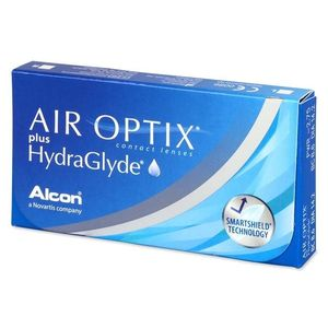 Alcon Alcon Air Optix Plus HydraGlyde (3 db) - havi kép