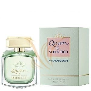 Antonio Banderas Queen of Seduction EDT 80 ml női kép