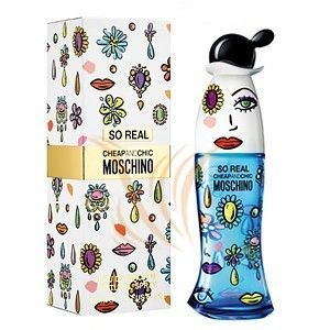 Moschino Cheap And Chic So Real EDT 100 ml női kép