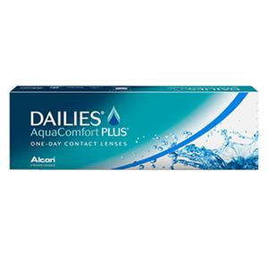Dailies AquaComfort Plus (30 db) napi kontaktlencse kép