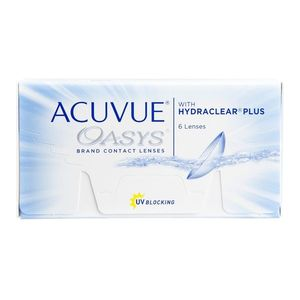 Acuvue Oasys With Hydraclear Plus (6 db) 1-2 heti kontaktlencse kép