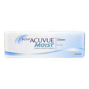 1 Day Acuvue Moist (30 db) napi kontaktlencse kép
