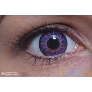 ColourVUE Glamour Lila (2 db) kiemelő, 3 havi kontaktlencse kép