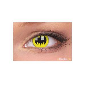 ColourVUE Crazy Batman (2 db) fedő, 3 havi kontaktlencse kép