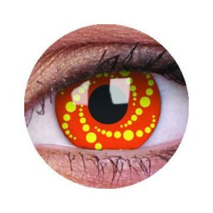 ColourVUE Crazy Energia (2 db) fedő, 3 havi kontaktlencse kép