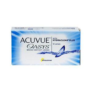 Acuvue Oasys With Hydraclear Plus (12 db) 1-2 heti kontaktlencse kép