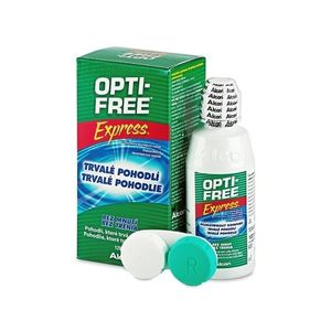 Alcon Alcon Opti-Free Express 120ml kép