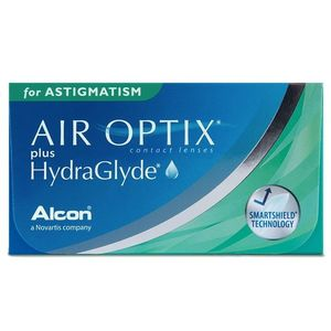 Air Optix plus HydraGlyde for Astigmatism (6 db) havi kontaktlencse kép