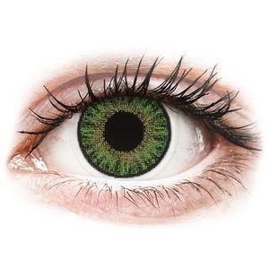 TopVue TopVue Color Green - dioptriával (10 db lencse) kép