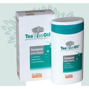 Tea Tree Oil teafa sampon, 200 ml kép