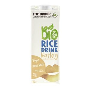 The Bridge bio rizsital, 1000 ml - árpával kép