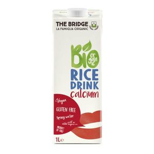 The Bridge bio rizsital kalciummal, 1000 ml kép