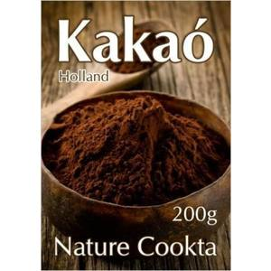 Holland kakaópor 10-12% 200 g, Nature Cookta kép