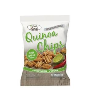 Eat Real quinoa chips, chili-lime, 30 g kép