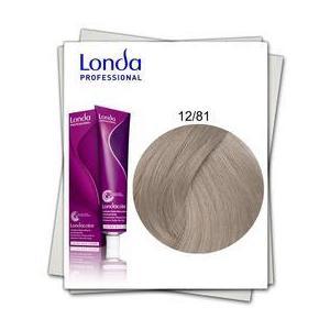 Permanens hajfesték - Londa Professional 12/81 Gyöngy hamvas speciál szőke árnyalat kép