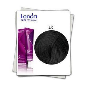 Permanens hajfesték - Londa Professional 2/0 fekete árnyalat kép