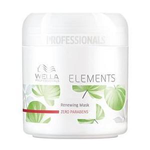 Revitalizáló hajmaszk - Wella Professionals Elements Renewing Mask 150 ml kép