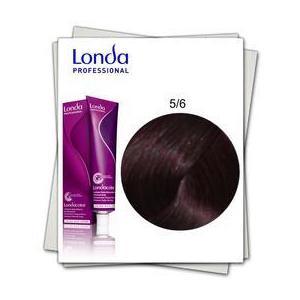 Permanens hajfesték - Londa Professional árnyalat 5/6 Ibolya világos barna kép