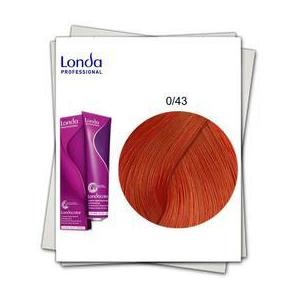 Permanens hajfesték Mixton - Londa Professional árnyalat 0/43 Réz arany keverék kép