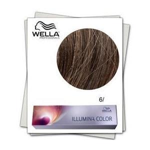 Permanens hajfesték - Wella Professionals Illumina Color árnyalat 6/ Sötétszőke kép