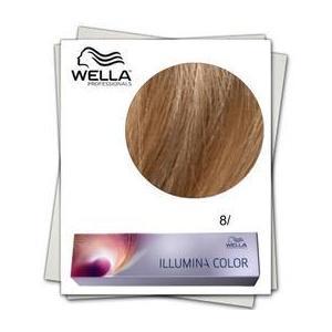 Permanens hajfesték - Wella Professionals Illumina Color árnyalat 8/ Világos szőke kép
