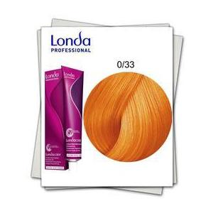 Permanens hajfesték Mixton - Londa Professional árnyalat 0/33 Intenzív arany keverék kép