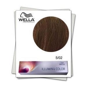 Permanens hajfesték - Wella Professionals Illumina Color árnyalat 5/02 kép