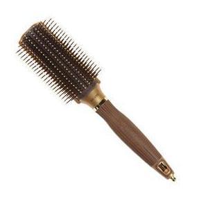 Keskeny Termikus Hajkefe - Olivia Garden NanoThermic Styler Styling Hairbrush NT – S9R kép