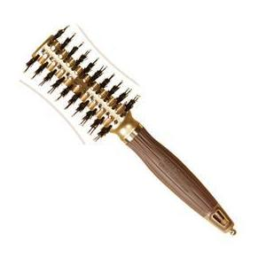 Olivia Garden NanoThermic Contour Vent Hairbrush Small NT - CVS kép