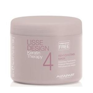 Alfaparf Milano Lisse Design Keratin Therapy Rehydrating Mask 500 ml kép