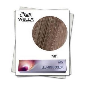 Permanens hajfesték - Wella Professionals Illumina Color árnyalat 7/ Középszőke kép