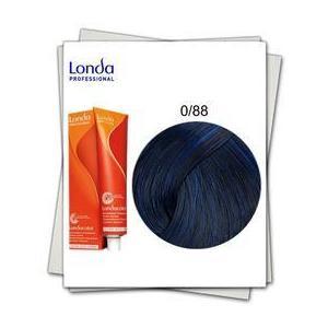 Ammóniamentes mixton hajfesték - Londa Professional árnyalat 0/88 Intenzív kék-gyöngy keverék kép