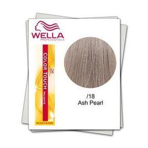 Féltartós hajfesték, ammóniamentes - Wella Professionals Color Touch Relights Blonde árnyalat /18 kép