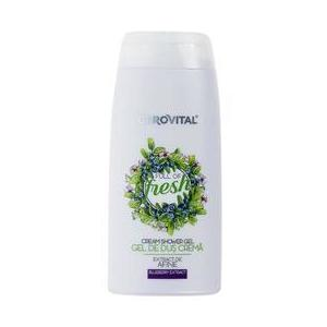 Gerovital Cream Shower Gel - Full of Fresh, 250ml kép