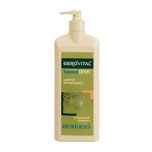 Korpásodás Elleni Sampon - Gerovital Tratament Expert Antidandruff Shampoo, 400ml kép