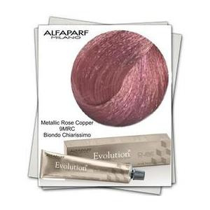 Tartós Hajfesték - Alfaparf Milano Evolution of the Color árnyalat 9MRC Metallic Rose Copper Biondo Chiarissimo kép