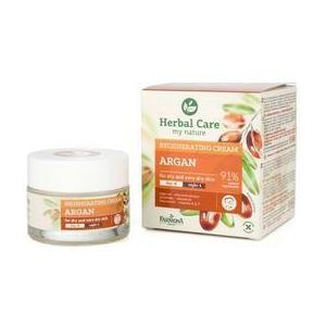 Regeneráló Nappali/Éjszakai Krém Argánolajjal - Farmona Herbal Care Argan Regenerating Cream Day/Night, 50ml kép
