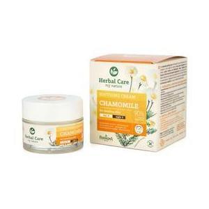 Nyugtató Nappali/Éjszakai Krém Kamillával - Farmona Herbal Care Chamomile Soothing Cream Day/Night, 50ml kép