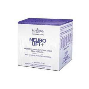 Ránctalanító Regeneráló Éjszakai Krém - Farmona Neuro Lift+ Night Anti-Wrinkle Regenerating Cream, 50ml kép