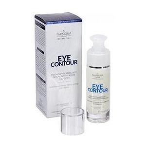Szemkörnyéki Bőrsimító Krém Hármas Hatással - Farmona Eye Contour Dermosmoothing Triple Active Eye Cream, 30ml kép