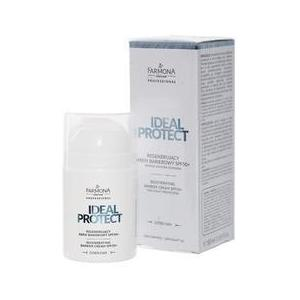 Regeneráló Barrier Krém SPF 50+ - Farmona Ideal Protect Regenerating Barrier Cream SPF 50+, 50ml kép