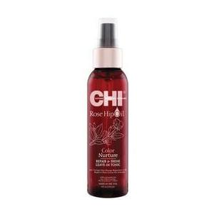 Javító Tonik Festett Hajra Leave-In - CHI Farouk Rose Hip Oil Color Nurture Repair & Shine Leave-In Tonic, 118ml kép