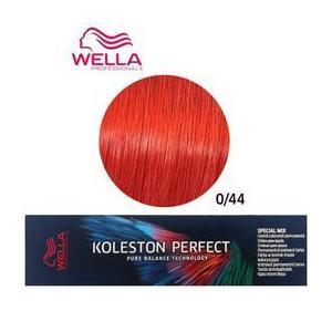 Permanens krém-hajfesték Mixton - Wella Professionals Koleston Perfect Special Mix, árnyalat 0/44 Intenzív Vörös kép
