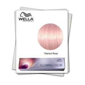 Professzionális hajfesték - Wella Professionals Illumina Color Opal Essence Rose, 60 ml kép