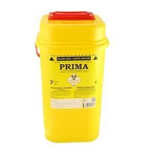 Prima ADR Plastic Container for Sharp Stinging Waste 7 L kép