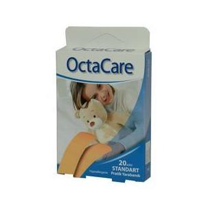 Octamed OctaCare Universal Plaster, 19 x 72mm, 20 db kép