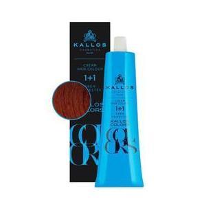 Permanens hajfesték - Kallos Colors Cream Hair Colour árnyalat 8M Mahagóni vörös szőke kép